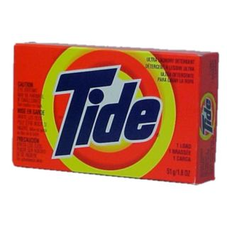 Procter and Gamble White Tide Single Use Laundry Detergent - Procter & Gamble - Tide