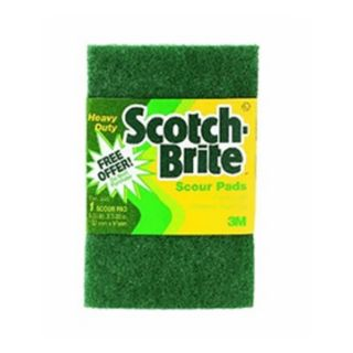 3M Scotch-Brite Green Scrubbing Pads