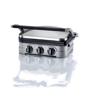 Cuisinart GR-4N Stainless Steel Griddler Countertop Griddle - Cuisinart - GR-4N