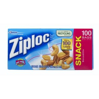 Johnson Diversey Ziploc® Snack Bags - Johnson Diversey - CB011443