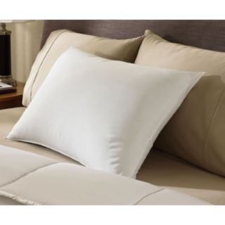 Pillow Factory HC-335 Housekeeper's Choice Platinum Firm King White Pillow - Pillow Factory - HC-335